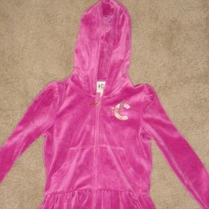 Girls Juicy Couture 3-piece set size 7